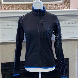 Spyder Women's Fitted Jacket with Spyder Design
